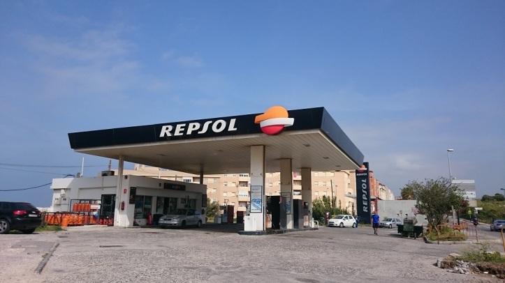 ¿Por qué utilizar la gasolina desconoce, si se puede tener Repsol? La Gasolinera Tarifa