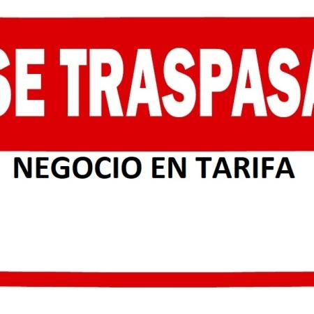 Traspaso de negocios en Tarifa