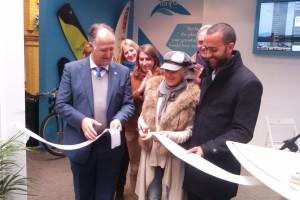 Inauguración por Ana Torroja