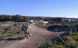 Un futuro... Tarifa Motocross