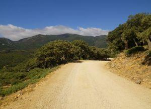 Tarifa, un paraíso para los ciclistas de montaña