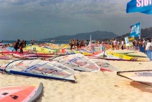 Destino numero 1 de windsurf
