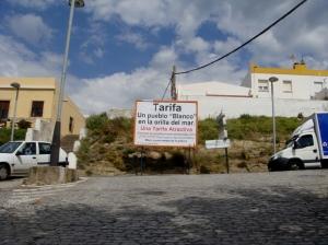Vendrán mucho más turistas a Tarifa si ofrecemos una cuidad limpia y blanco.