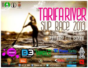 Amadeo's River Sup Race Tarifa 2014