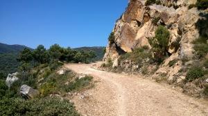 Una ruta muy popular El Bujeo