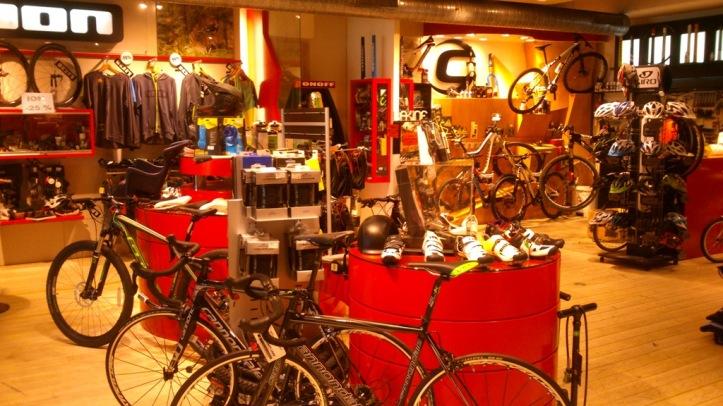Tienda De Bicicleta AOS Tarifa