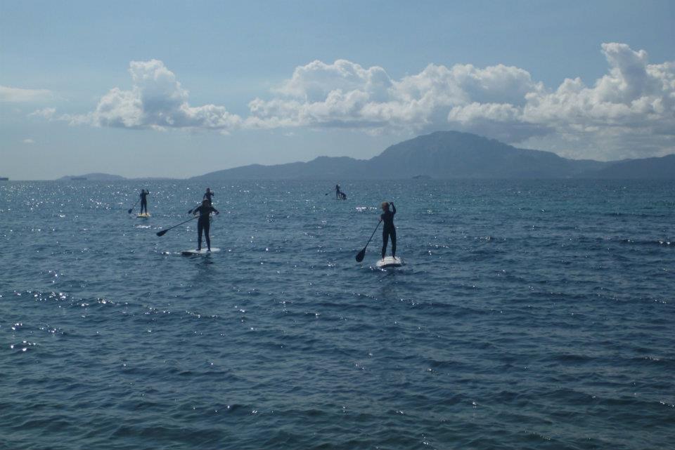 Strait Supping. Tarifa es Aventura