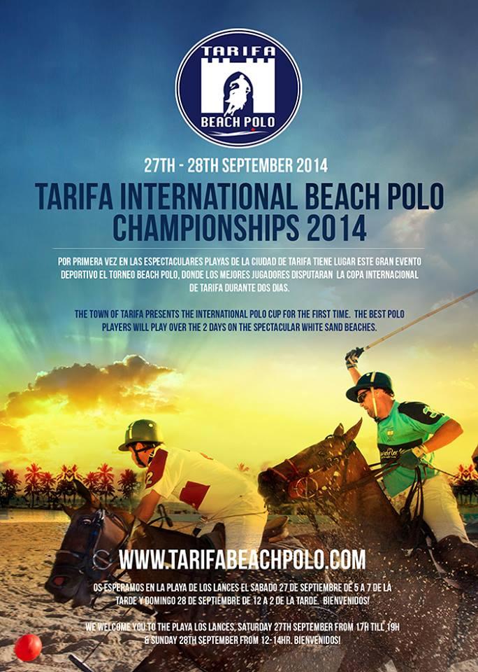 Beach Polo 2014 Tarifa