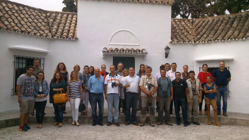 La importancia del turismo ornitológico en el Estrecho de Gibraltar, 26 de septiembre 2014