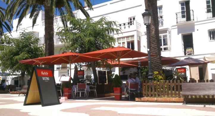 La Terraza del Restaurante Petit Bistro