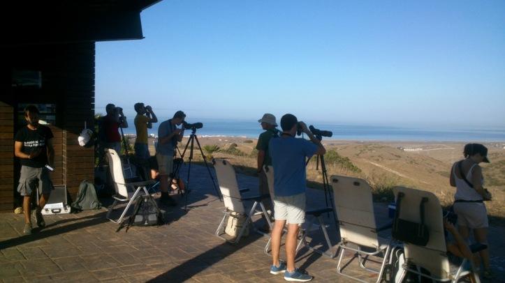 Observatorio Cazalla es diariamente visitado, todo el año!