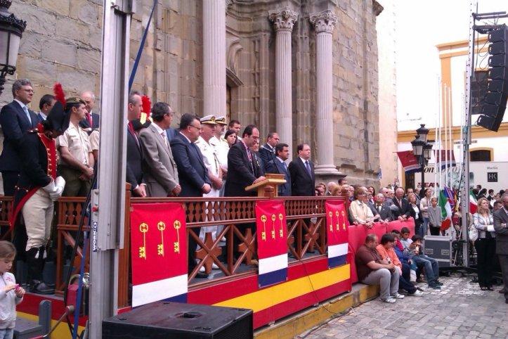 Juan Antonio Patrón iniciador de este gran evento cultural del sur de España
