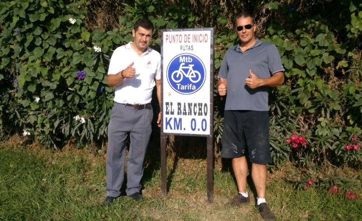Juan Carlos de El Rancho y Henk
