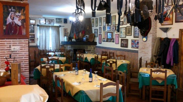 Restaurante El Rancho de Francisco Santos