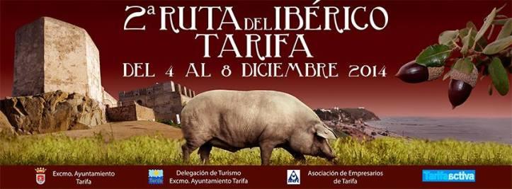Segunda edición Ruta del Ibérico de Tarifa