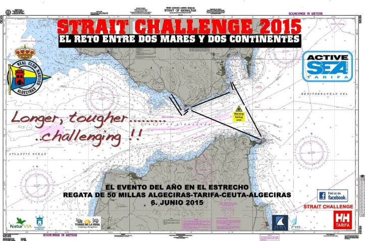 Strait Challenge de Active Sea
