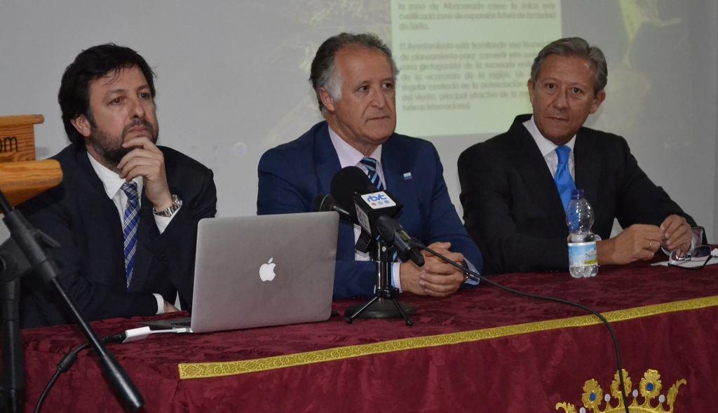 Juan Andrés Gil Garcia Alcalde de Tarifa