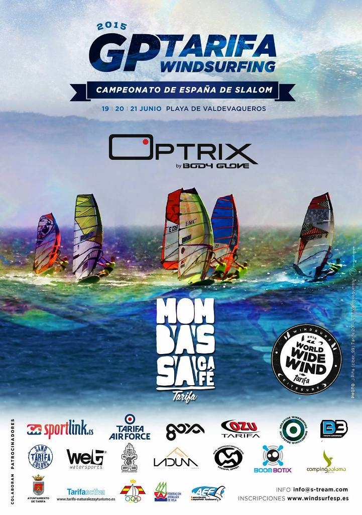 Grand Prix Tarifa Windsurfing