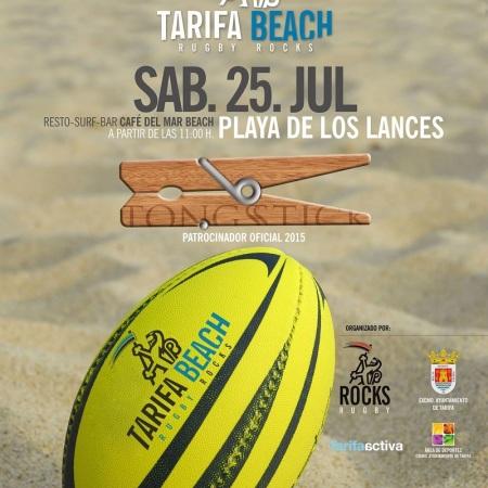 Beach Rugby in Tarifa