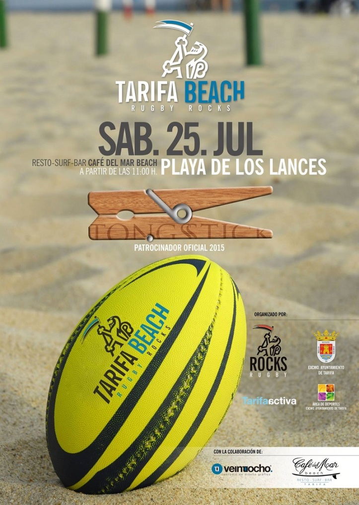 Beach Rugby in Tarifa