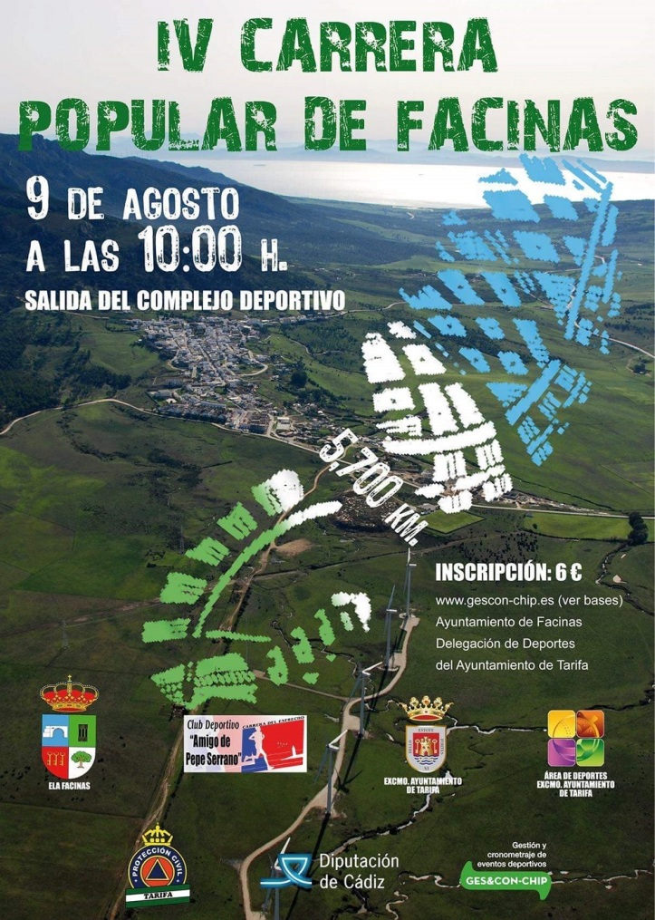 Carrera Popular de Facinas