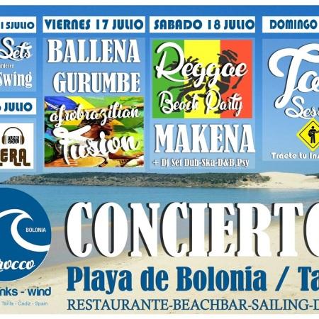 Conciertos Musica en Vivo en Sirocco Bolonia