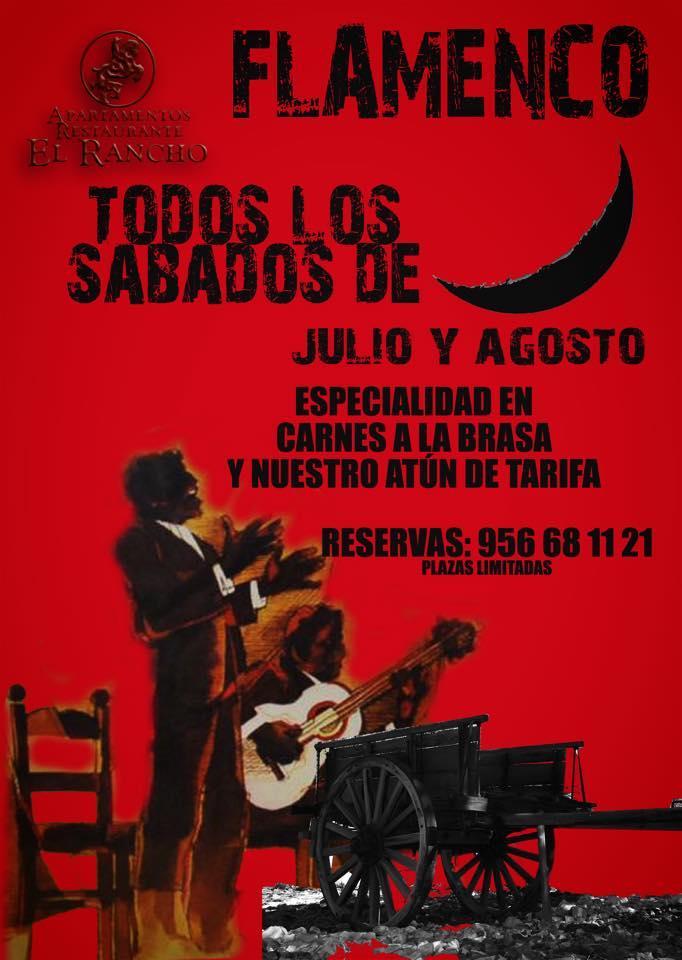 Noches de Flamenco en El Rancho de Tarifa