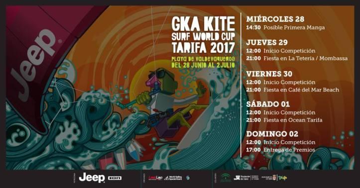 Strapless Kitesurf Pro GKA Kite surf world tour 2017