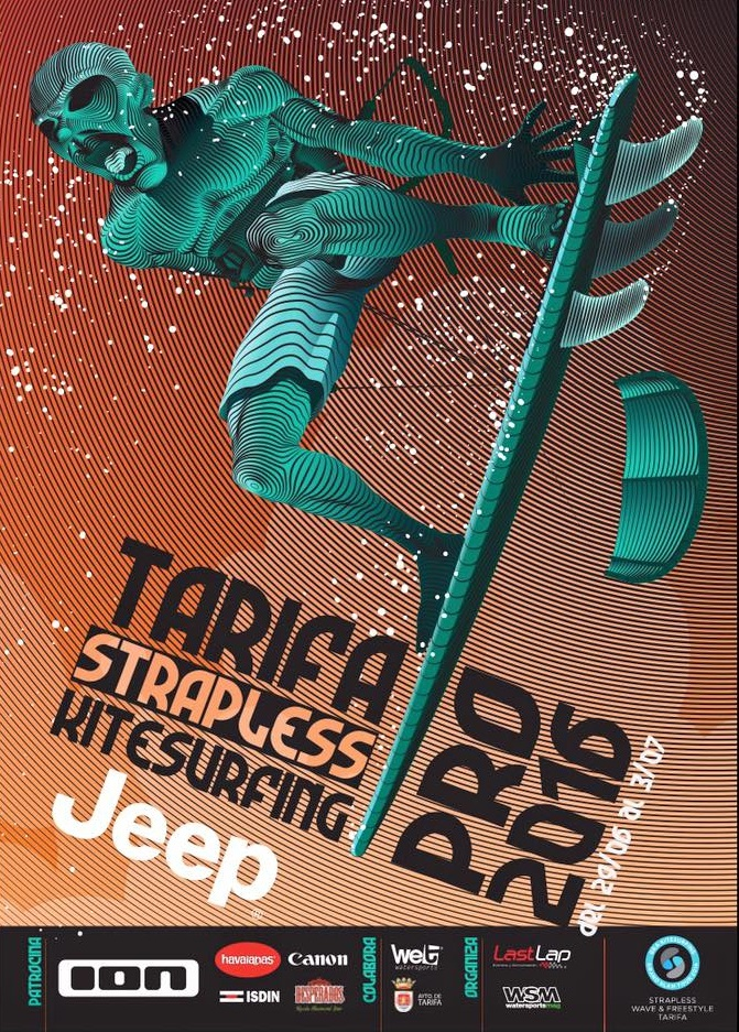Strapless Tarifa 2016