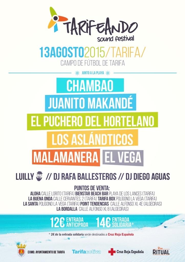 Tarifeando Festival en el Campo de Gibraltar