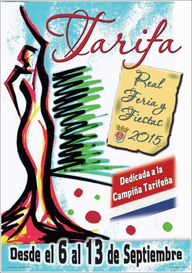 Cartel Feria de TARIFA