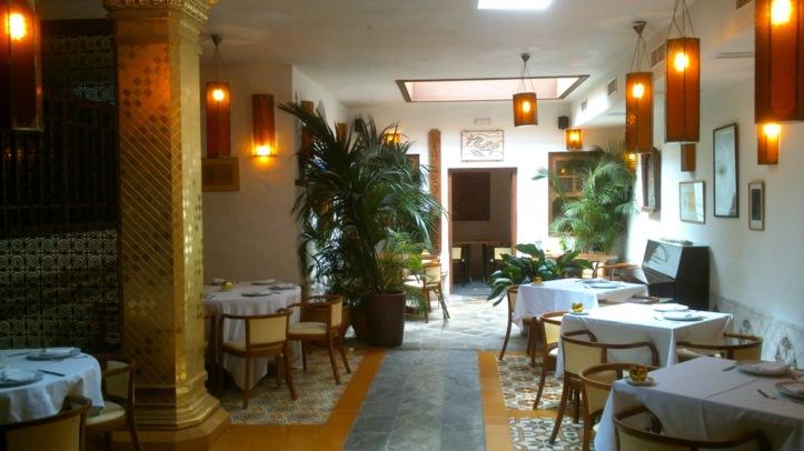 Restaurante Mandrágora para celiacos