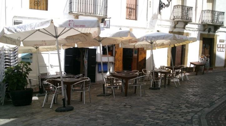 Tapas y comidas Sin Glüten en el Bar el Pasillo de Juan