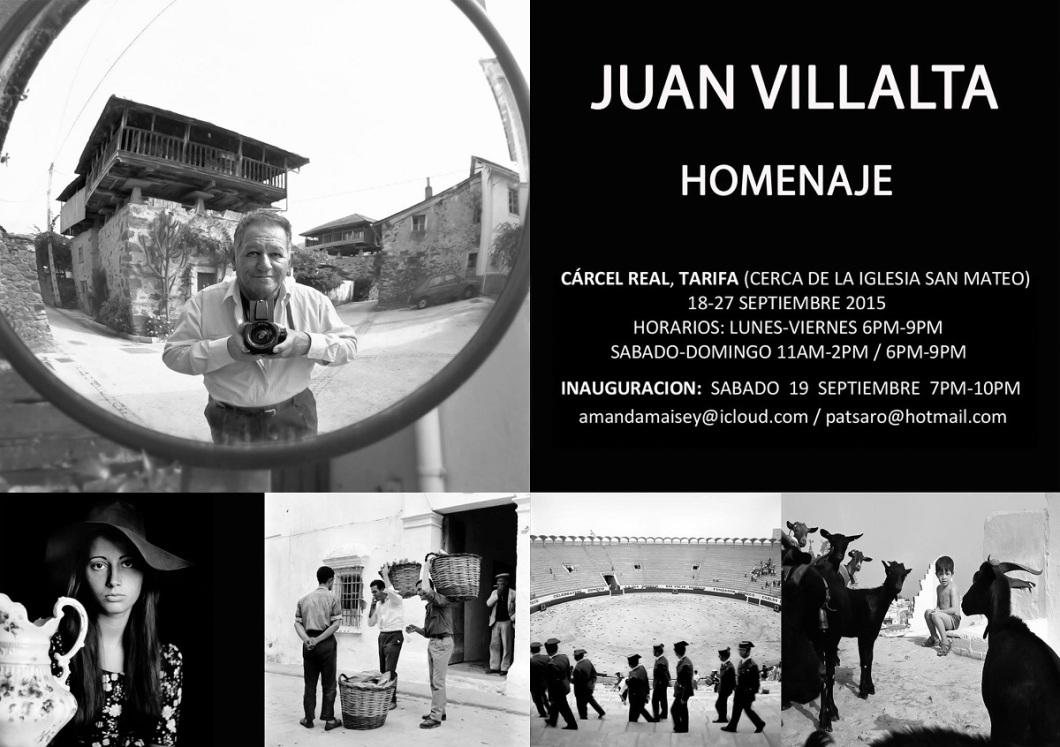 Juan Villalta Exposicion en Tarifa