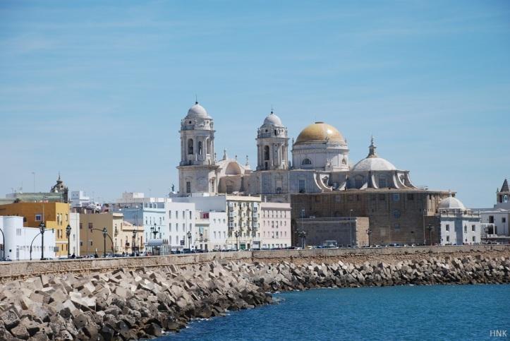 Catedral de Cadiz Foto Hnk