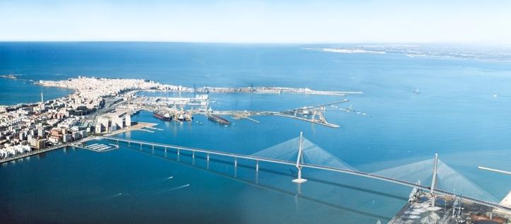 Puente La Pepa de Cadiz