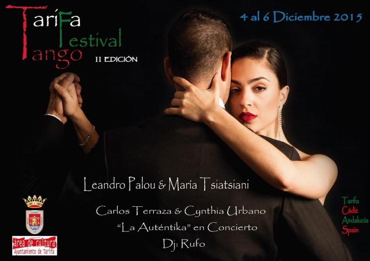 Tango Festival en Tarifa
