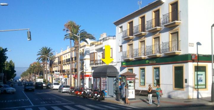 Kiosco Avenida Tarifa