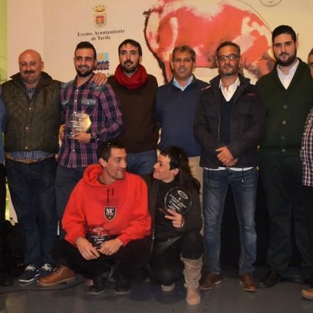 Los Ganadores 2015 III Ruta del Ibérico