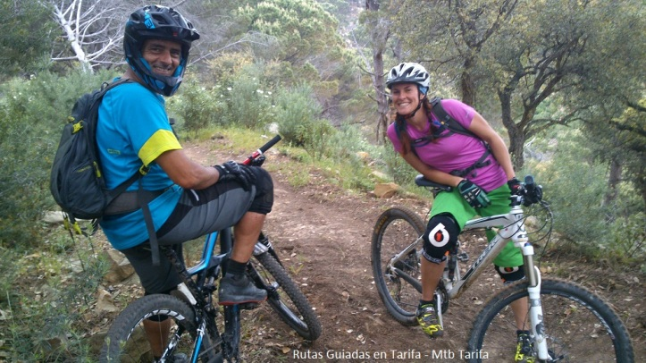 Rutas Guiadas en bicicleta en Tarifa