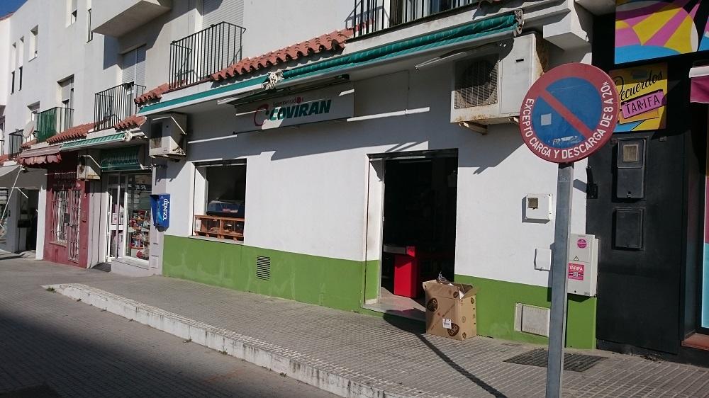Supermercado Coviran Tarifa abierto los domingos