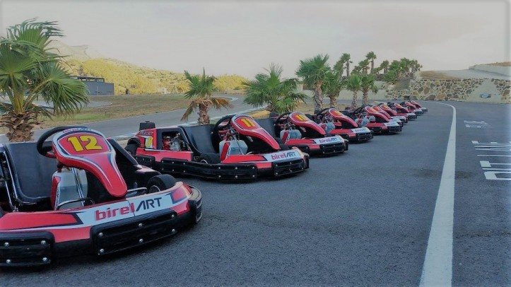 Circuito de Kart Tarifa
