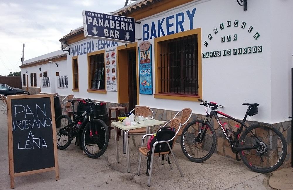 Panadería Bar Casas de Porros