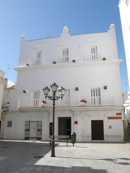 Hotel La Casa de la Favorita en el centro de Tarifa