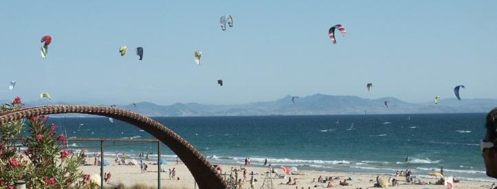 Destino de Kitesurfing