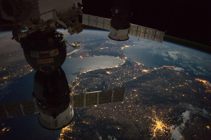 Strait of Gibraltar iss049e0004489-09162016