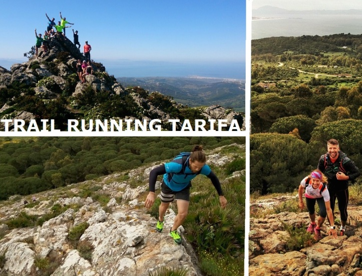 Trail running en Tarifa