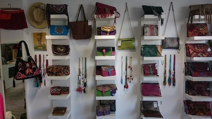 Bolsos hecho a mano