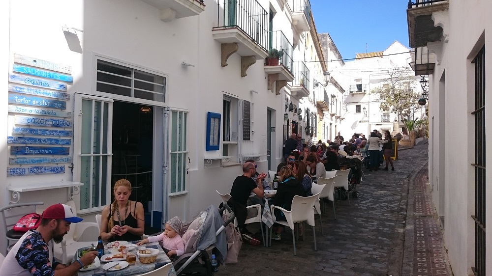 Tapas y vinos bar El Burgato