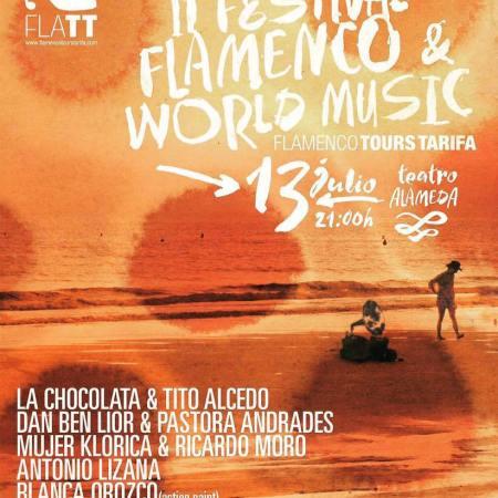 II Festival Flamenco World Music